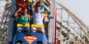 $32 -- Six Flags America Tickets incl. Fright Fest, Reg. $63