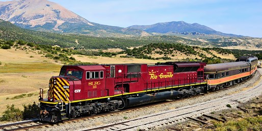 $49 -- Rio Grande Scenic Railroad Ride, Reg. $99