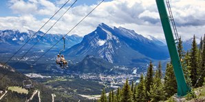 $26 -- Mt. Norquay Summer Lift for 2, Reg. $40