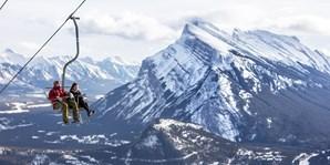 $44 -- Mt. Norquay: Full-Day Ski Lift Ticket