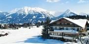ab 694 € -- 4 Skitage in Oberstdorf mit Skipass & Wellness
