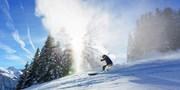 ab 1422 € -- 5 Skitage für 2 in Oberstdorf mit Skipass