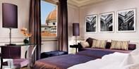 ¥1,399起 -- 3.9折 佛罗伦萨获奖精品酒店1晚 含双早+起泡酒 毗邻大教堂