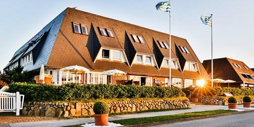 289 € -- Sylt: Suite & Menü in Kampens bester Adresse, -56%