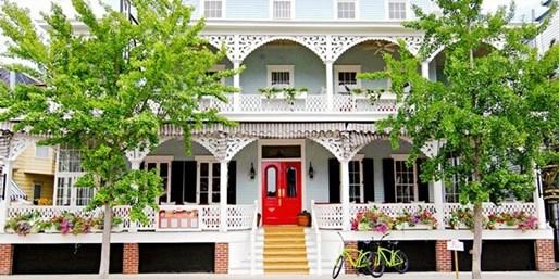 $99 -- Cape May: No. 1 Mid-Atlantic Hotel, Reg. $189