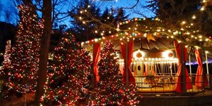 $28 -- Holiday Lights at Gilroy Gardens Theme Park, Reg. $42