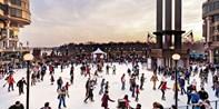 $16 -- Georgetown: Ice Skating w/Rental for 2, Reg. $32