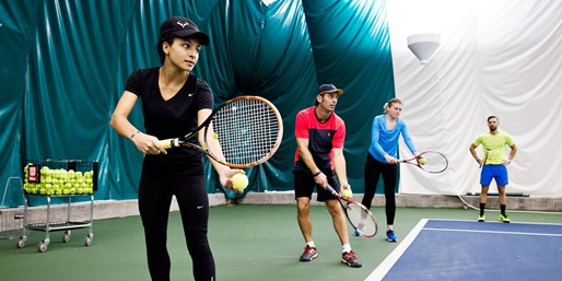 $99 -- Tennis Lessons at 'Best of NY' Clubs, 50% Off