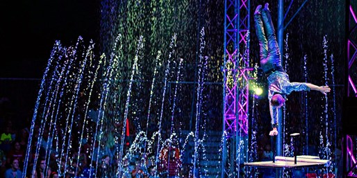 $20 -- Cirque Italia in Florida incl. Weekend Dates