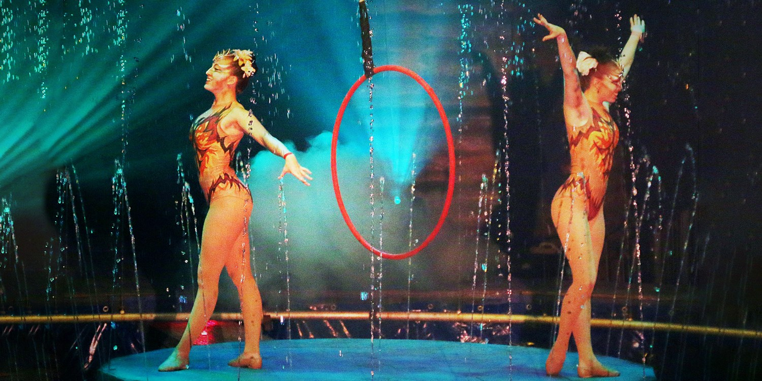 $20 -- Cirque Italia: Weekend Shows in Davenport