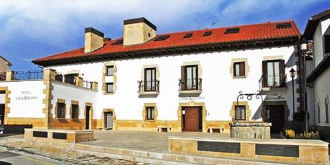 119€ -- Alto en Camino Santiago: 2 noches en Navarra para 2