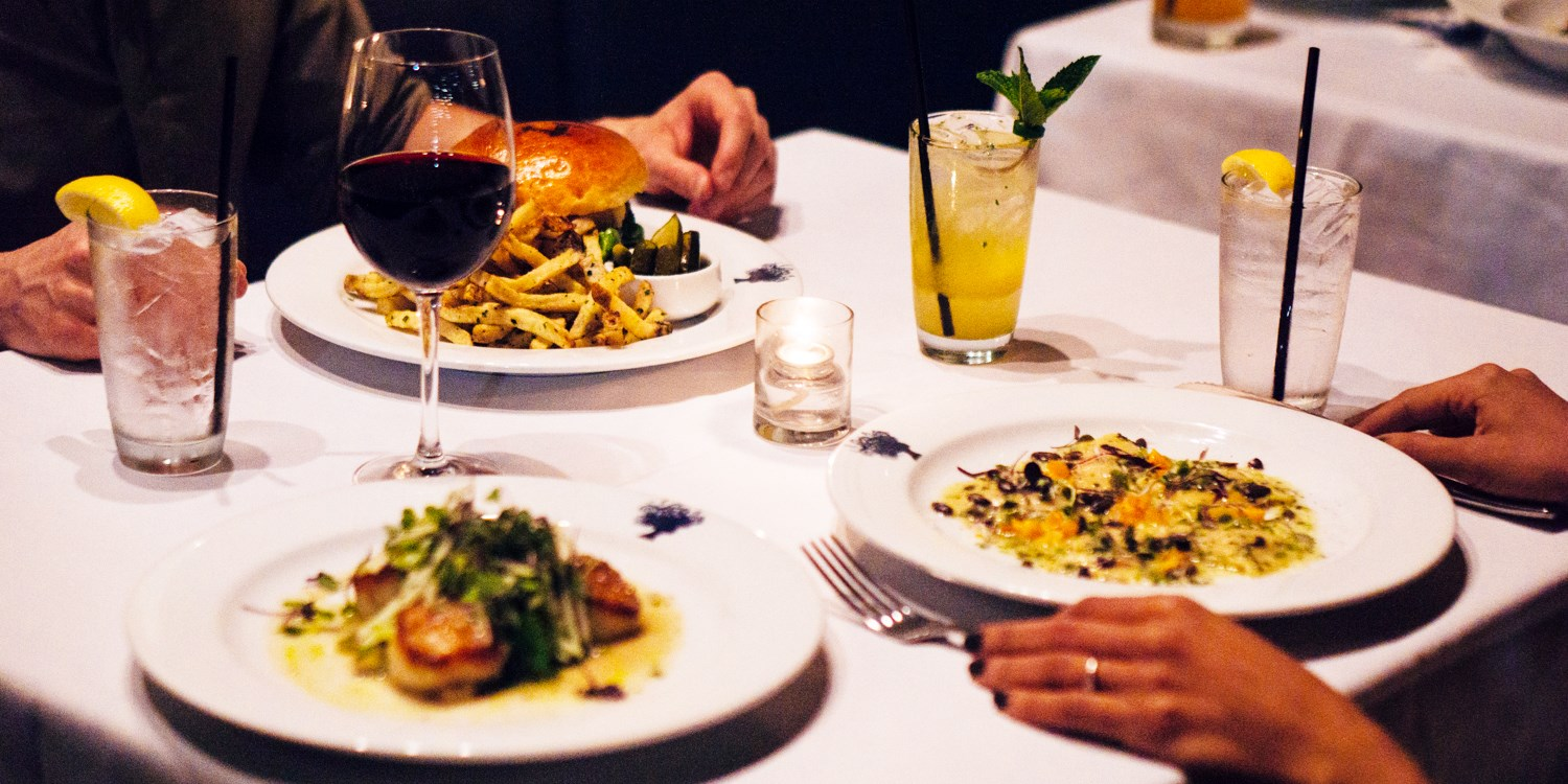 $99 -- Bagatelle: Parisian Dinner w/Cocktails & DJ in WeHo