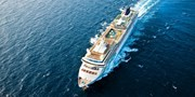 £849pp -- 7-Night All-Inc Med Fly/Cruise w/Balcony Cabin