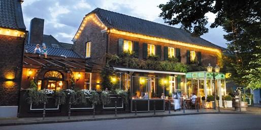 99 € -- Romantiktage am Niederrhein mit Dinner, -44%