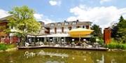 99 € -- Niederrhein: Top-Hotel mit Dinner & Rad, -51%
