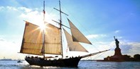Cruise the Harbor on NYC's Largest Tall Ship thru Summer