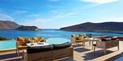 £419pp -- Crete: 5-Star Jacuzzi Suite Week w/Meals & Credit