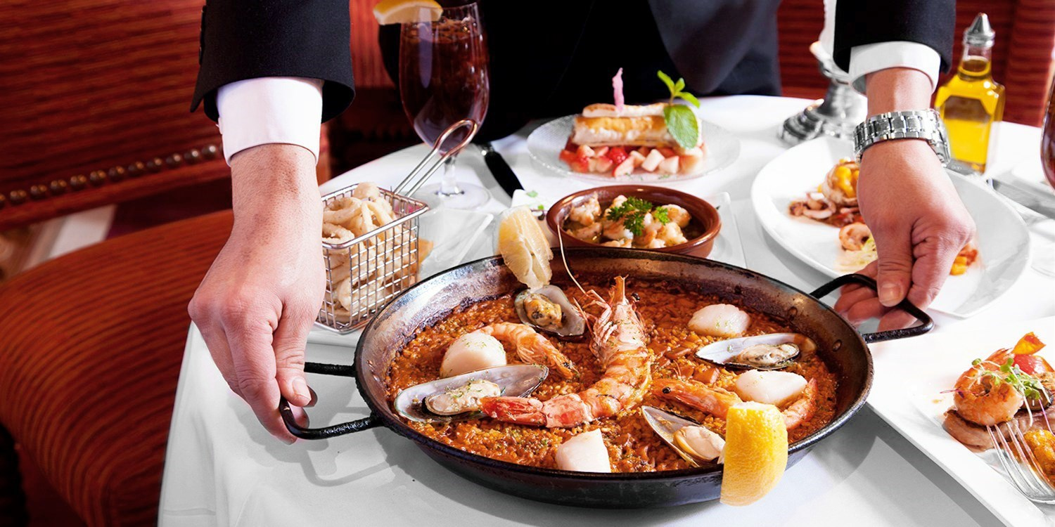 Taberna: Paella-Making Class w/Dinner & Sangria, 45% Off
