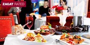 $49 -- Taberna: Wine & Tapas for 2 at Zagat Pick, Reg. $81