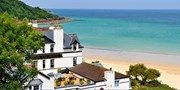 £149 -- 'Idyllic' St Ives Stay w/3-Course Dinner, Save 53%