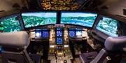 55 € -- Schönefeld: Pilot sein im neuen A320-Simulator, -44%