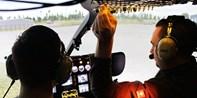 79 € -- Helikopter fliegen im neuen Simulator am Flughafen