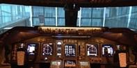 59 € -- Köln: Einmal Pilot sein im Boeing-747-Simulator