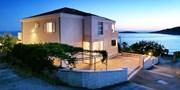 ab 66 € -- Kroatien: Ferienwohnung für 5 mit Meerblick