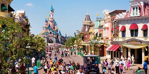 125 € -- 3 Tage Paris: Disneyland & 4*-Hotel, 35% sparen