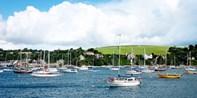 £15 -- Cornwall: Scenic Return River Cruise for 2, Save 44%
