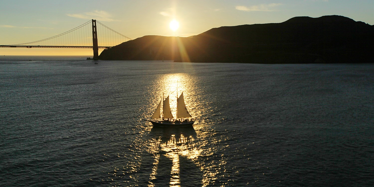 $29 -- Sail on the Bay from Sausalito: May-July Trips