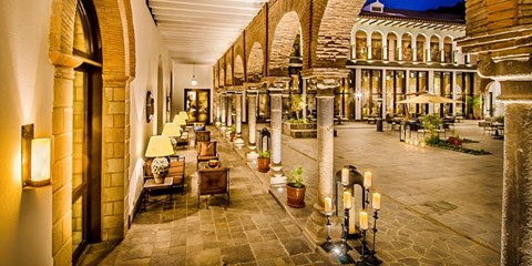 £118 -- Peru: Historic 5-Star Cusco Hotel w/Breakfast