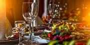 ¥488 -- 坐镇新天地获奖设计餐厅 意大利老字号 Va Bene 双人三道式晚餐