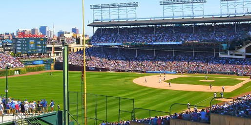 $109 -- Cubs Rooftop w/Food & Drinks incl. Weekend Games