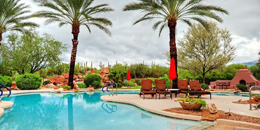 Travelzoo Deal: $199 -- Arizona: 2-Night Retreat for 4, Save $155