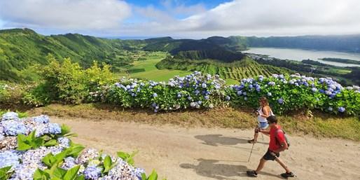 $899 -- Azores Islands 4-Star Adventure w/Tours & Air