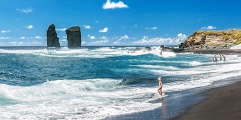 $999 -- Azores Spa Vacation w/Air: 6 Nights at 4-Star Hotels