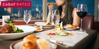 $99 -- Alizé: 7-Course Chef's Dinner w/City Views, 40% Off