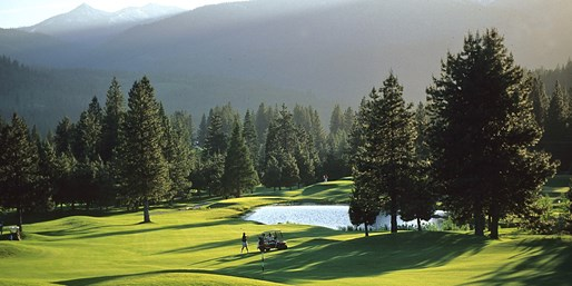 $35 -- 'Spectacular' Mount Shasta Golf thru Summer, Reg. $76