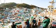 $2,320 起 -- 國泰直航 釜山 / 濟州來回機票 適用至 9 月底