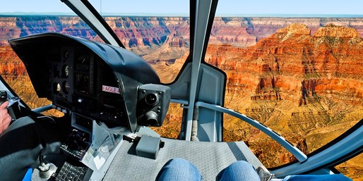 $69 & up - - Helicopter Tours above Vegas Strip or Red Rock