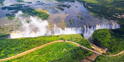 $3599 -- South Africa & Victoria Falls Holiday, $1400 Off