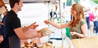 £9 -- Wiltshire Summer Food Festival: Entry for 2, 50% Off