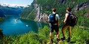 """Dsd 512€ -- Fiordos noruegos: """"Fly & Drive"""" 7 días en verano"""