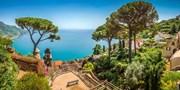 Dsd 420€ -- Sorrento y Costa Amalfi: 8 días, vuelos y coche