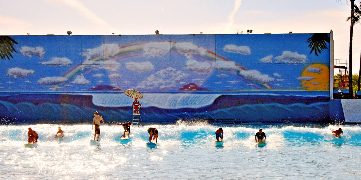 $17 -- Big Surf Waterpark: Admission thru Summer, Reg. $30