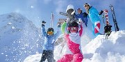 ab 399 € -- Tirol Urlaub (Preis pro Familie)  mit Skipass