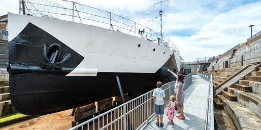 £19 -- Portsmouth Historic Dockyard: All-Attraction Package