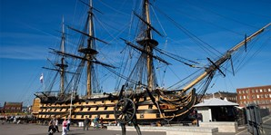 £25 -- Portsmouth Historic Dockyard: Annual Pass for 2