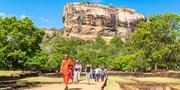 $857 & up -- Return Flights to #1-Rated Sri Lanka w/Bags